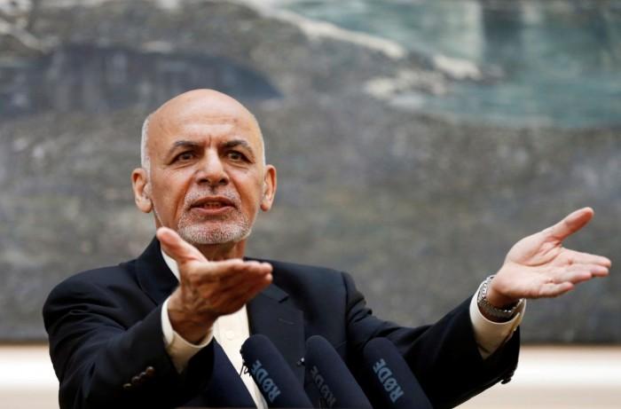 الرئيس الأفغاني يتسلم مسودة الاتفاق بين أمريكا وطالبان