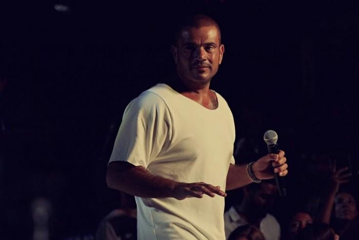 """عمرو دياب يتصدر مبيعات""""iTunes"""" بألبوم """"معدي الناس"""""""
