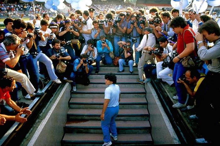 شبكة HBO تكشف عن إعلان فيلم السيرة الذاتية Diego Maradona