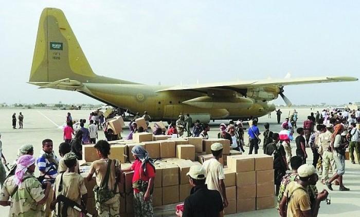 وصول أول طائرة سعودية تحمل مساعدات إنسانية إلى السودان