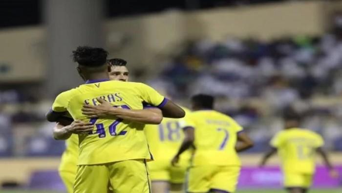النصر السعودي يقطع اعارة لاعبيه