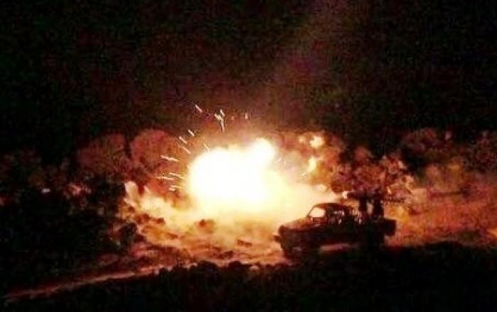 قتلى وجرحى في صفوف مليشيات الحوثي في جبهة حجر السُفلى..تفاصيل