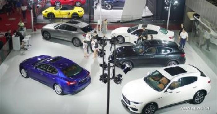 الغرفة التجارية الصناعية بأبها تنظم معرض للسيارات والمعدات