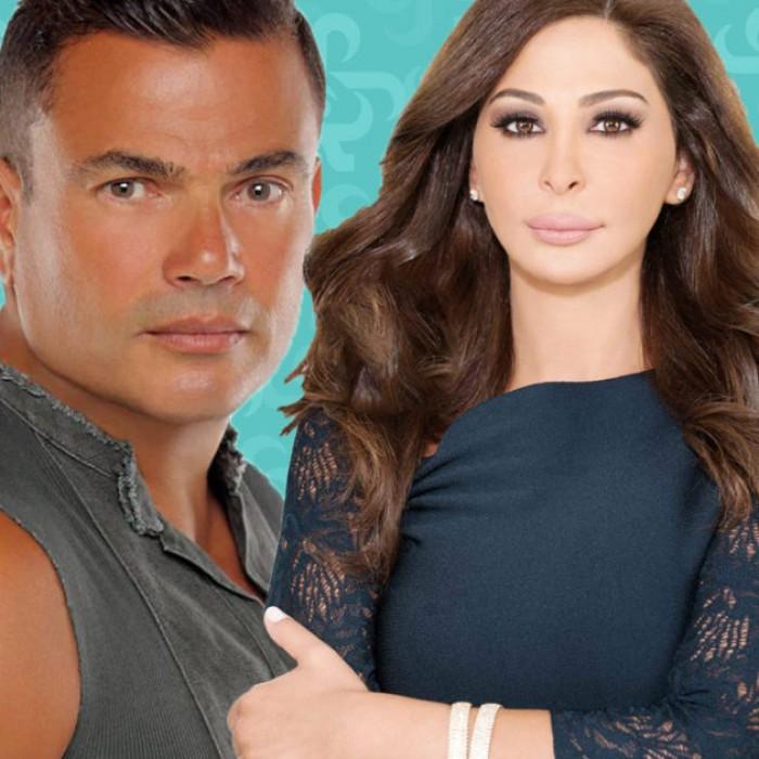 إليسا توضح حقيقة إحيائها حفلاً غنائيًا مع عمرو دياب بالسعودية في نوفمبر المقبل