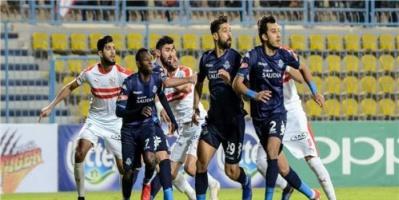 موعد نهائي كأس مصر بين الزمالك وبيراميدز