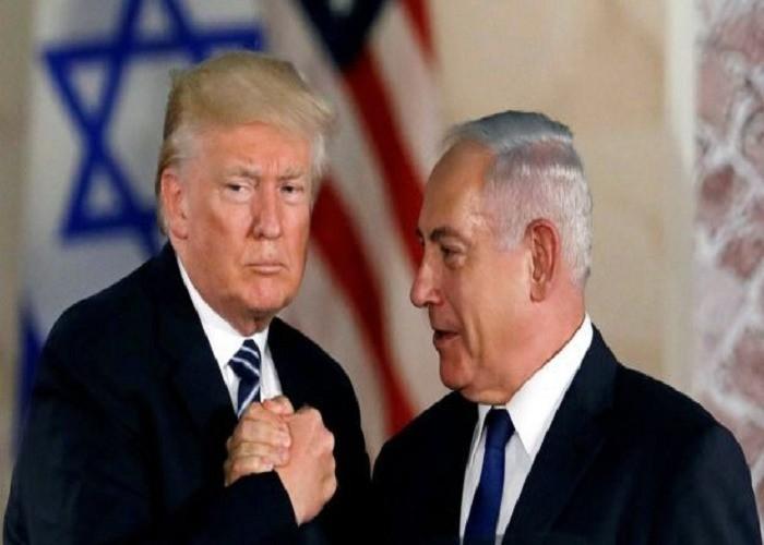 دعمًا لنتنياهو.. أمريكا وإسرائيل توقعان اتفاقية تعاون مشتركة