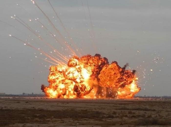 مقتل عسكري أمريكي بلغم أرضي بالموصل شمالي العراق