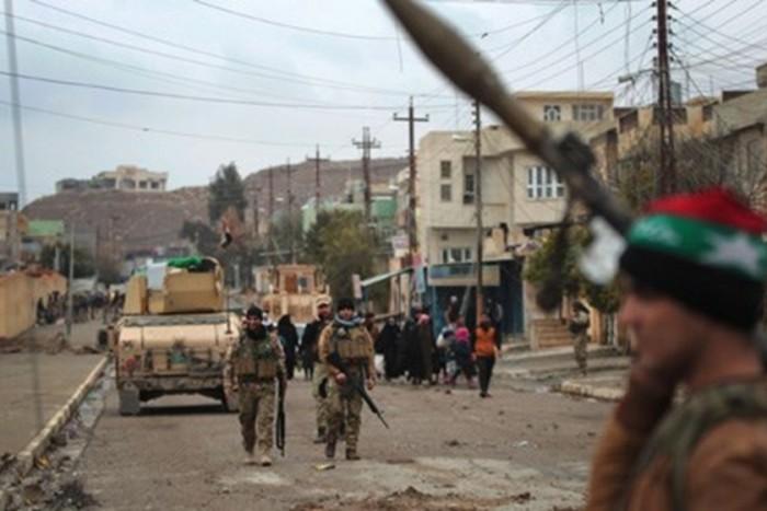 مقتل 9 عناصر من داعش في الموصل