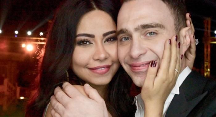 حسام حبيب ينفي شائعات حمل زوجته شيرين عبدالوهاب (فيديو)