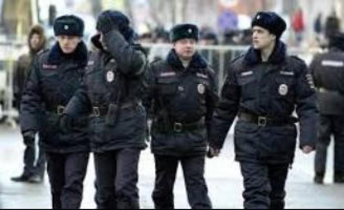 روسيا: الحكم ثلاث سنوات على محتج استخدم العنف ضد ضابط شرطة