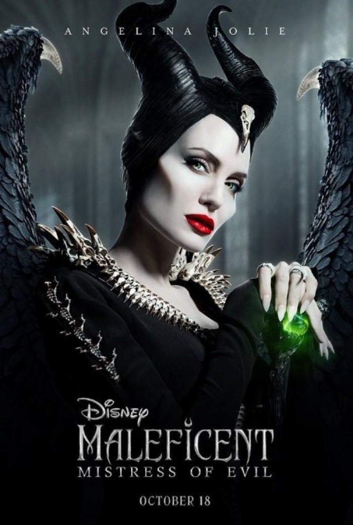 ديزني تطرح بوسترات جديدة للفيلم المنتظر Maleficent: Mistress of Evil