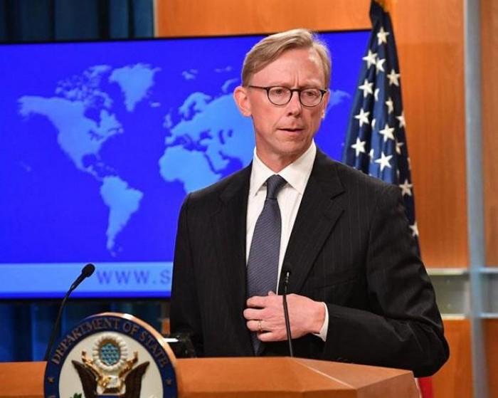 هوك: أمريكا لن تقدم إعفاءات من العقوبات ضمن خط ائتمان لإيران