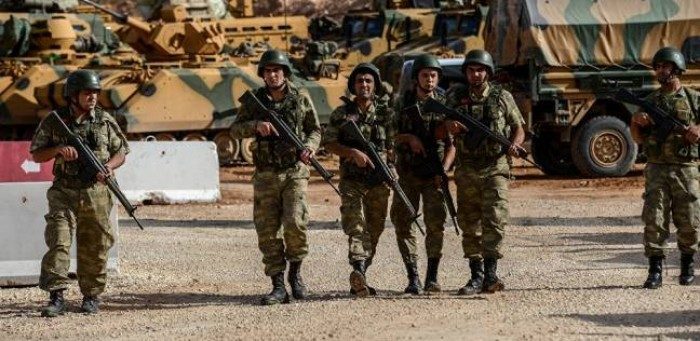 """الاتحاد الديمقراطي الكردي بسوريا: لن يدخل جندي تركي """"المنطقة الآمنة"""""""