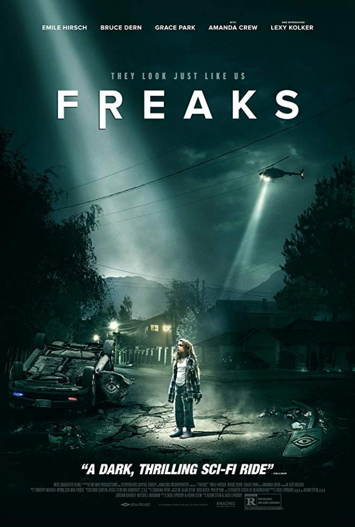 بالفيديو.. طرح إعلان جديد لفيلم الإثارة Freaks