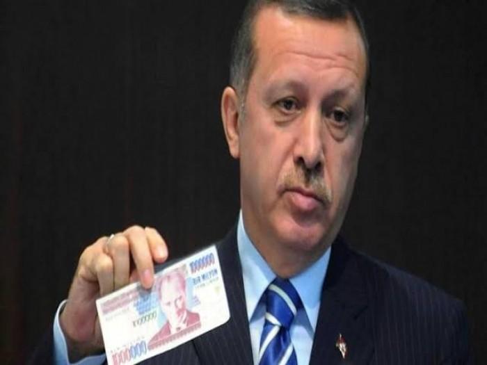 الليرة التركية في مهب الريح بعد تصريحات أردوغان