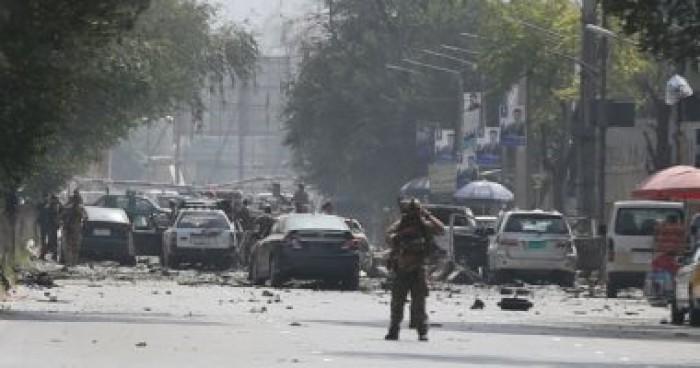 مقتل جندي أمريكي وآخر روماني في تفجير كابول اليوم