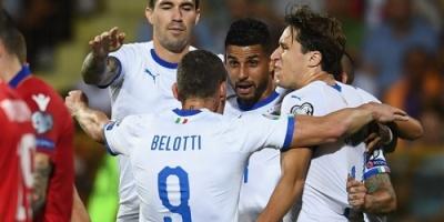 إيطاليا تفوز على أرمينيا في تصفيات يورو 2020