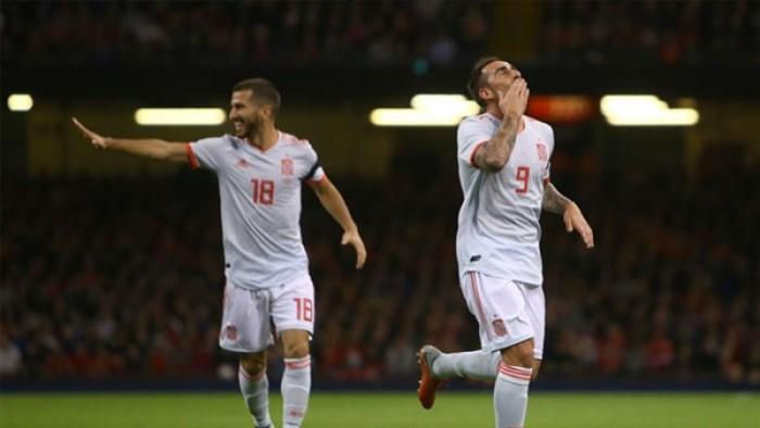 إسبانيا بالقوة الضاربة أمام رومانيا في تصفيات اليورو