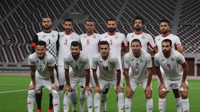 المنتخب الأردنى يهزم نظيره التايواني في تصفيات مونديال 2022