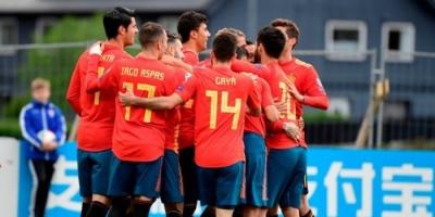 إسبانيا تفوز على رومانيا في تصفيات يورو 2020