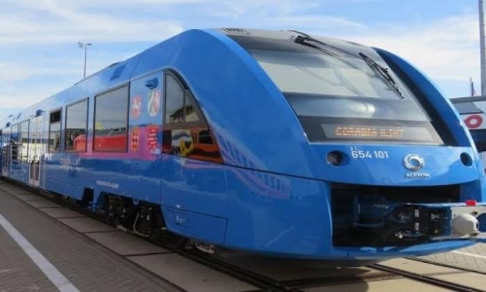 شركة روسية تنتج قطارات تعمل بالهيدروجين