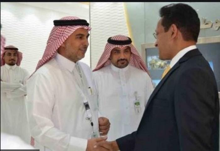 مدير مركز المعلومات الوطني السعودي يرح ب بوفد البنك الدولي في المملكة