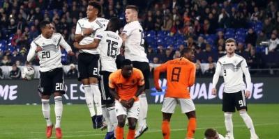 موعد مباراة منتخبي ألمانيا وهولندا في تصفيات يورو 2020