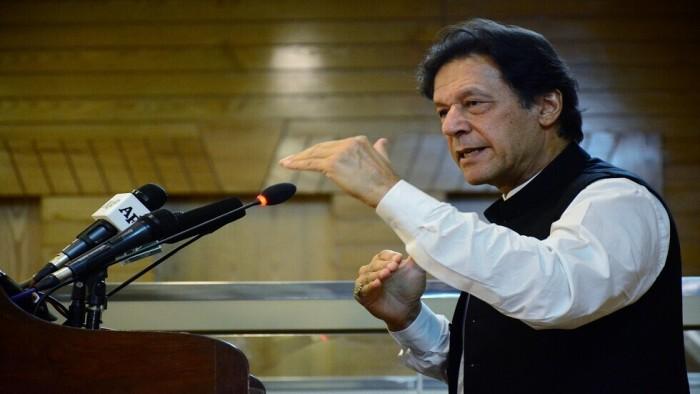 رئيس وزراء باكستان: السلطات الهندية فاشية