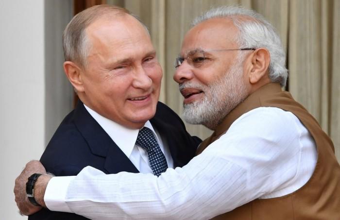 الهند تقدم قرض بقيمة مليار دولار لروسيا