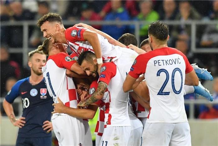 كرواتيا تفوز على سلوفاكيا برباعية نظيفة في تصفيات يورو 2020