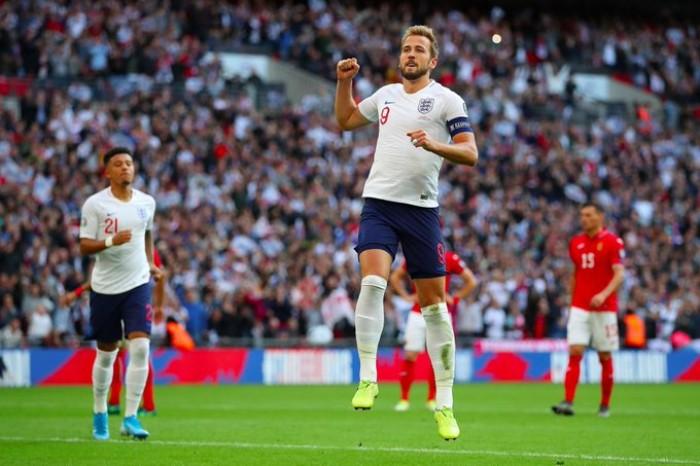 إنجلترا تفوز على بلغاريا برباعية نظيفة في تصفيات اليورو