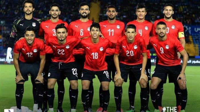 مصر تفوز على السعودية برباعية استعدادًا لتصفيات الأولمبياد