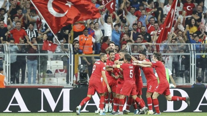 تركيا تفوز على أندورا في تصفيات اليورو