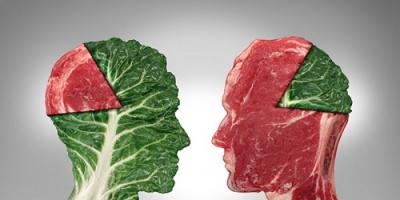 """دراسة بريطانية تحذر """"النباتيين"""" من السكتة الدماغية"""