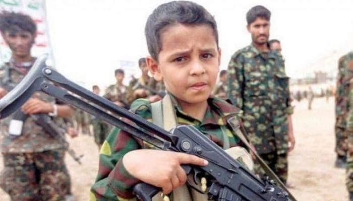 تجنيد الأطفال جريمة مشتركة بين الإصلاح والحوثي في اليمن