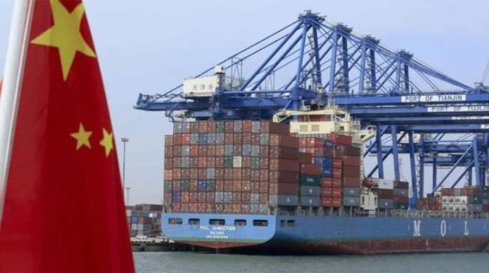 تراجع الصادرات الصينية بفعل الحرب التجارية