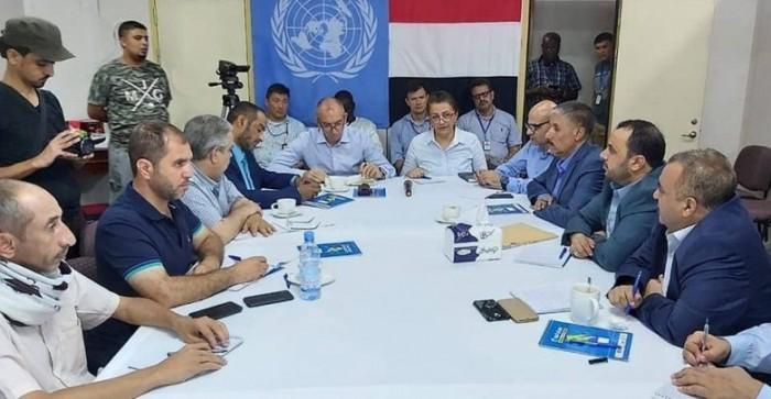 لجنة تنسيق إعادة الانتشار تعقد اجتماعها السادس لدعم اتفاق الحديدة