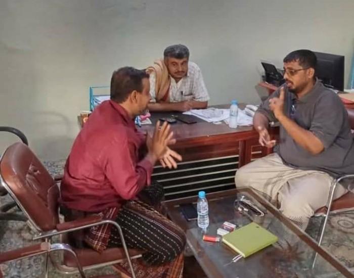 خطة أمنية لرصد عناصر تهريب المخدرات بساحل حضرموت (صور)