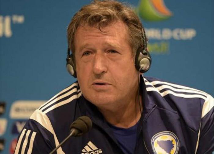 مدرب المنتخب البوسني يستقيل بعد الهزيمة أمام أرمينيا