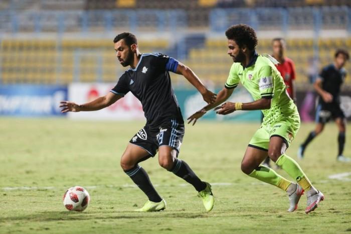 بيراميدز يكشف عن تشكيله لمباراة نهائي كأس مصر