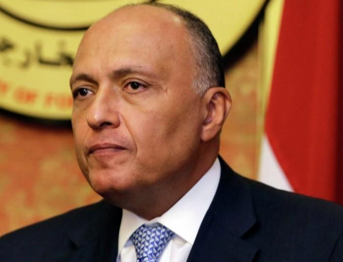 وزير الخارجية المصري يزور الخرطوم غدًا ويجري مباحثات مع مسؤولين