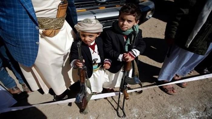 أطفالٌ في المحارق.. خطوات حوثية جديدة لتوسيع التجنيد الإجباري