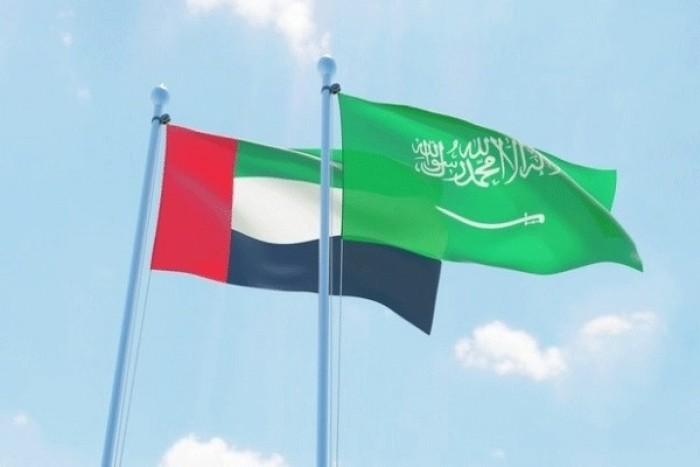 السعودية والإمارات تبحثان التعاون بين البلدين