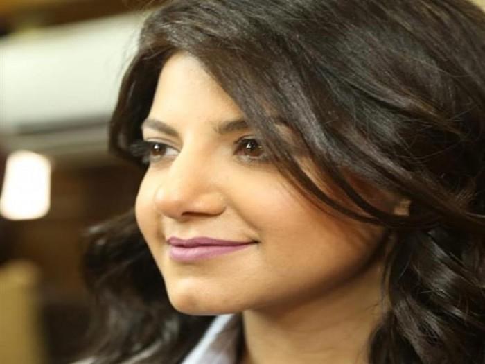 ياسمين على تستعد لحفلها المقبل بالقاهرة
