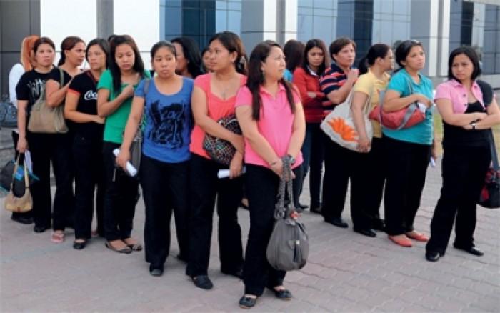 السعودية تخفض تكاليف استقدام الخادمات الفلبينيات بنسبة 50%