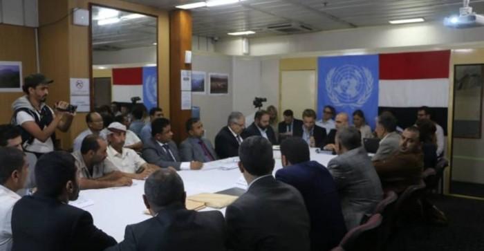 تفاصيل بيان الاجتماع المشترك السادس للجنة تنسيق إعادة الانتشار بالحديدة