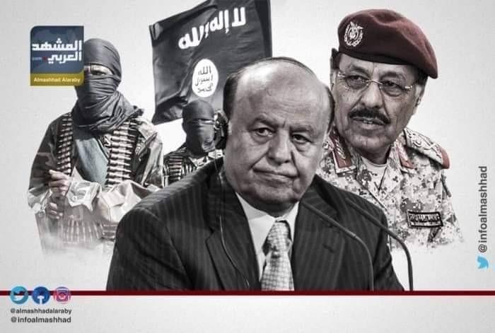 مخطط قطري وراء تجاهل مليشيات الشرعية لنداءات التحالف