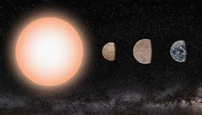 اكتشاف 3 كرات أرضية عملاقة..تفاصيل