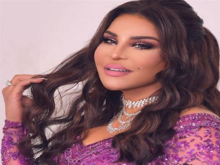أحلام تدعو لأمير الكويت بالشفاء