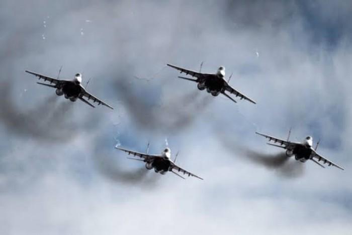 طائرات روسية تشن غاراتين على أهداف بشمال غربي سوريا